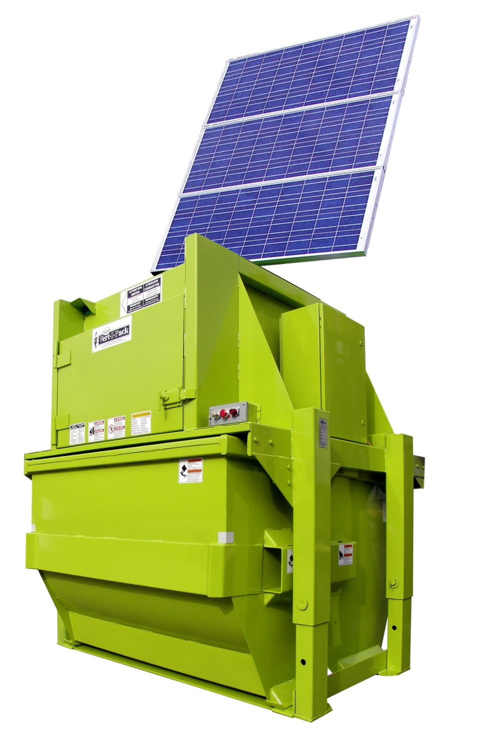 solar hybrid power unit